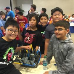 VEX IQ Competition Team
