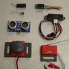 Robot C Sensors